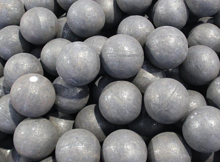 专利新材料:锻造钢球系列